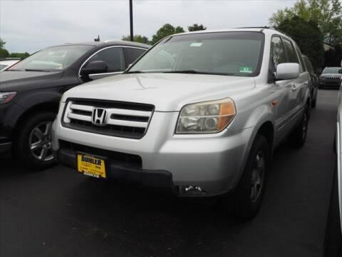 2008 Honda Pilot for sale at Buhler and Bitter Chrysler Jeep in Hazlet NJ
