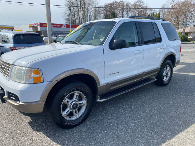 2002 Ford Explorer for sale at Low Auto Sales in Sedro Woolley WA