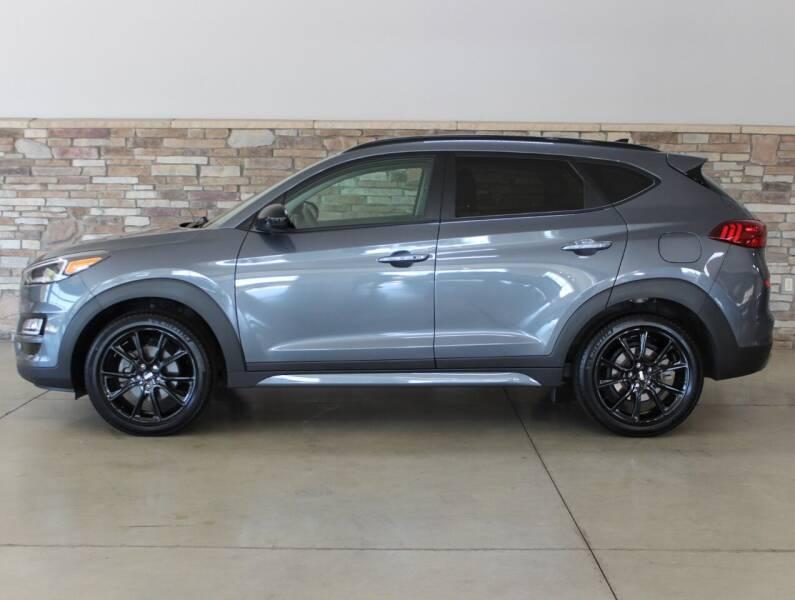2019 Hyundai Tucson for sale at Bud & Doug Walters Auto Sales in Kalamazoo MI