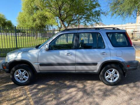 2001 Honda CR-V for sale at Premier Motors AZ in Phoenix AZ