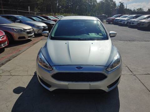 2016 Ford Focus for sale at Adonai Auto Broker in Marietta GA