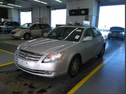2007 Toyota Avalon for sale at HW Used Car Sales LTD in Chicago IL