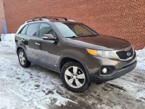 2012 Kia Sorento for sale at Minnesota Auto Sales in Golden Valley MN