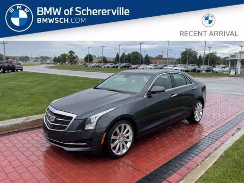 2016 Cadillac ATS for sale at BMW of Schererville in Shererville IN