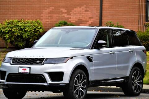 2020 Land Rover Range Rover Sport for sale at SEATTLE FINEST MOTORS in Lynnwood WA