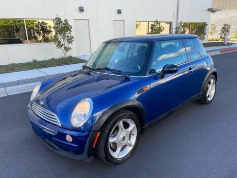 2004 MINI Cooper for sale at Washington Auto Sales in Tacoma WA