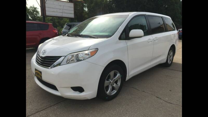 2012 Toyota Sienna for sale at Town and Country Auto Sales in Jefferson City MO