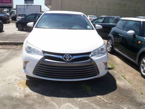 2016 Toyota Camry for sale at Louisiana Imports in Baton Rouge LA