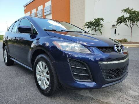 2010 Mazda CX-7 for sale at ELAN AUTOMOTIVE GROUP in Buford GA