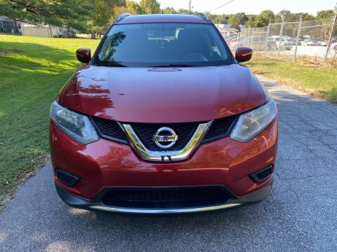 2015 Nissan Rogue for sale at Speed Auto Mall in Greensboro NC