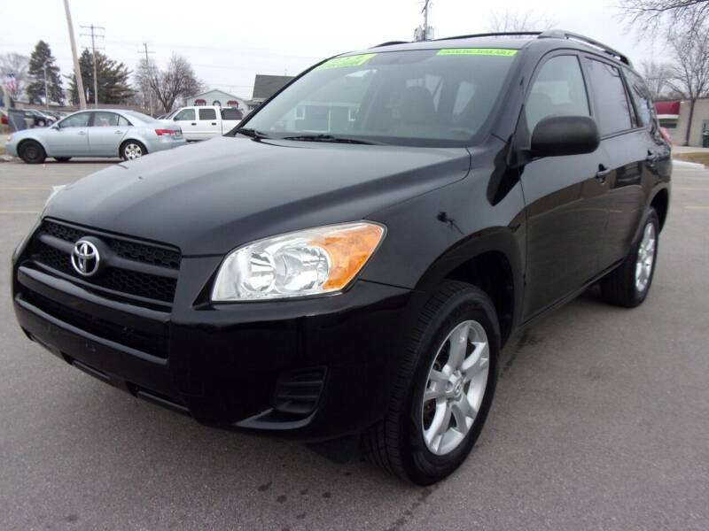 2011 Toyota RAV4 for sale at Ideal Auto Sales, Inc. in Waukesha WI