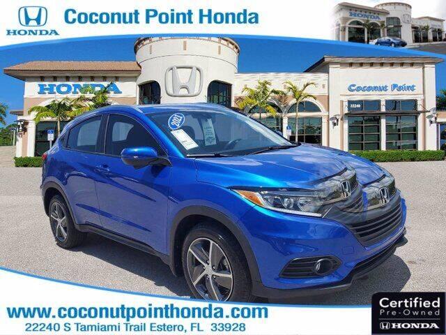 2021 Honda HR-V for sale in Estero, FL
