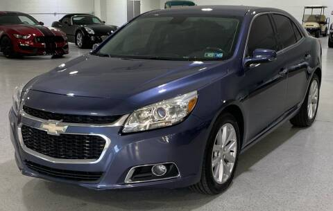 2015 Chevrolet Malibu for sale at Hamilton Automotive in North Huntingdon PA