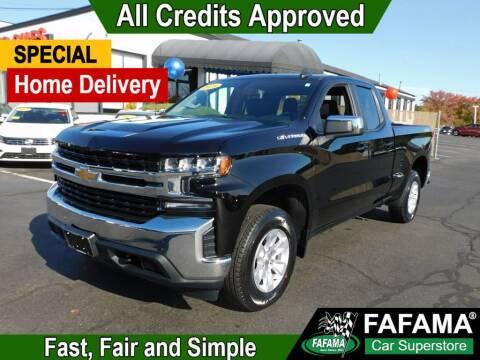 2020 Chevrolet Silverado 1500 for sale at FAFAMA AUTO SALES Inc in Milford MA