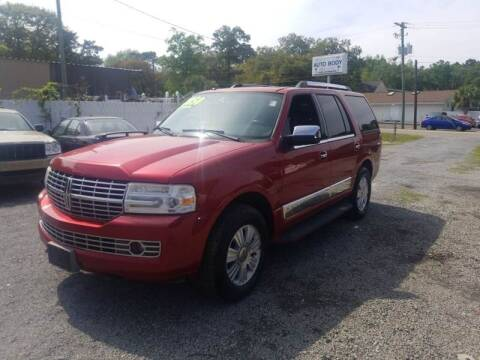 2007 Lincoln Navigator for sale at Auto Mart - Dorchester in North Charleston SC