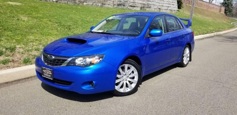 2008 Subaru Impreza for sale at ENVY MOTORS in Paterson NJ