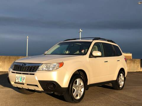 2010 Subaru Forester for sale at Rave Auto Sales in Corvallis OR