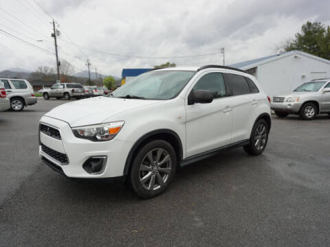 2013 Mitsubishi Outlander Sport for sale at CHAPARRAL USED CARS in Piney Flats TN