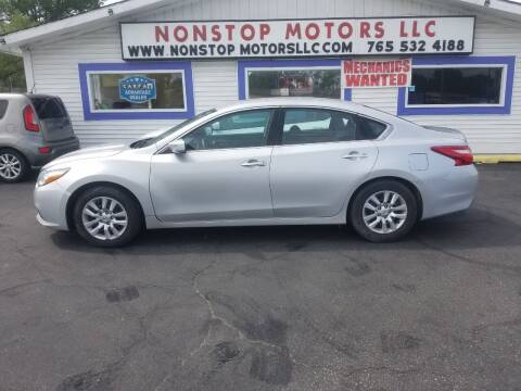 2016 Nissan Altima for sale at Nonstop Motors in Indianapolis IN