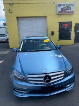 2011 Mercedes-Benz C-Class for sale at Hartford Auto Center in Hartford CT