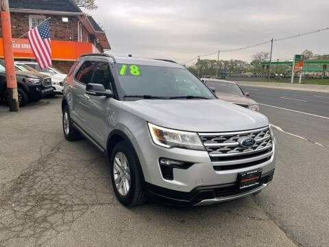 2018 Ford Explorer for sale at Bloomingdale Auto Group - The Car House in Butler NJ