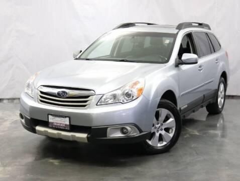 2012 Subaru Outback for sale at United Auto Exchange in Addison IL