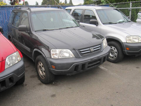 1999 Honda CR-V for sale at All About Cars in Marysville WA