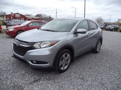2017 Honda HR-V for sale at PICAYUNE AUTO SALES in Picayune MS