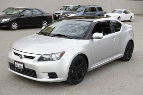 2012 Scion tC for sale at Sports Plus Motor Group LLC in Sunnyvale CA