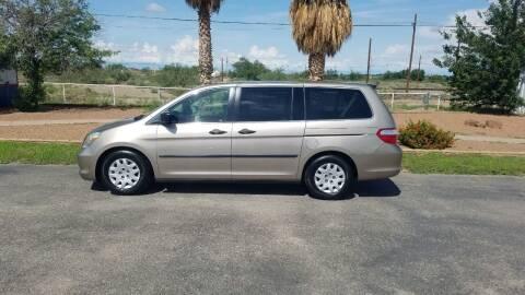 2006 Honda Odyssey for sale at Ryan Richardson Motor Company in Alamogordo NM
