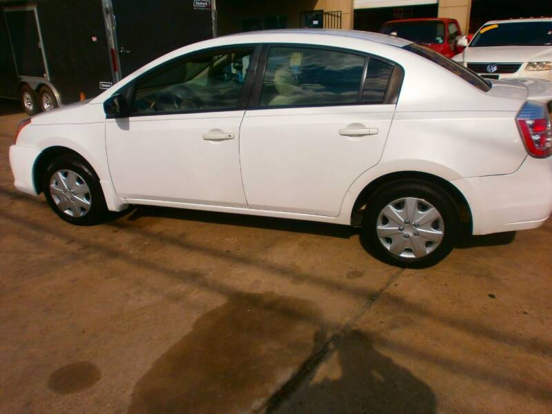 2011 Nissan Sentra for sale at Under Priced Auto Sales in Houston TX