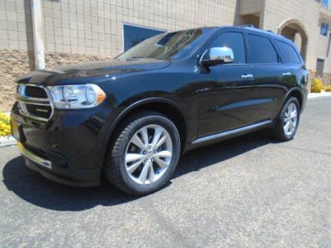 2011 Dodge Durango for sale at COPPER STATE MOTORSPORTS in Phoenix AZ
