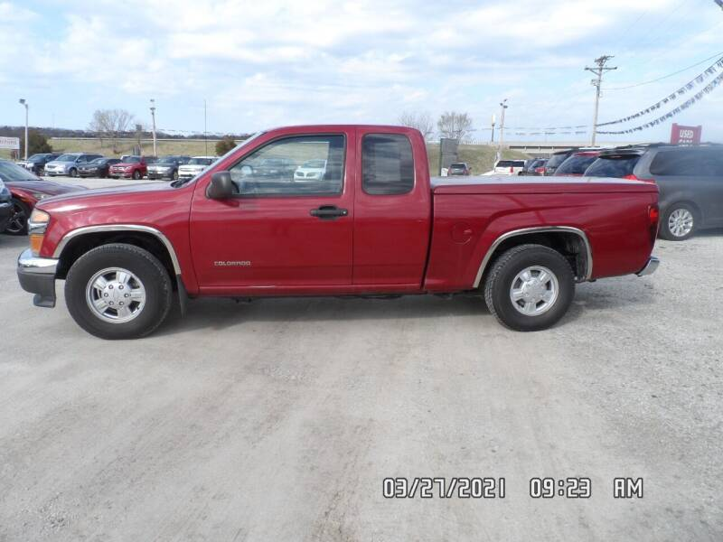 2005 Chevrolet Colorado for sale at Town and Country Motors in Warsaw MO
