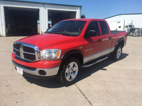 2006 Dodge Ram Pickup 1500 for sale at More 4 Less Auto in Sioux Falls SD