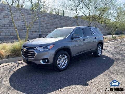 2020 Chevrolet Traverse for sale at AUTO HOUSE TEMPE in Tempe AZ