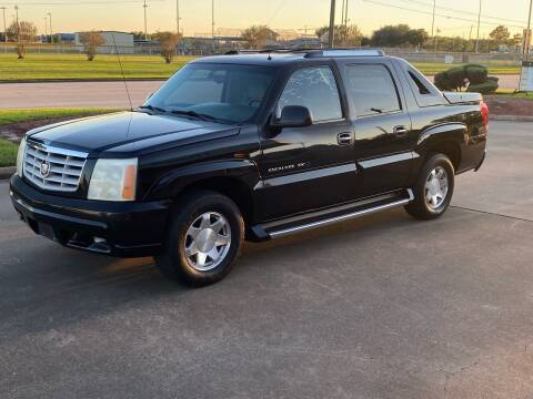 2002 Cadillac Escalade EXT for sale at M A Affordable Motors in Baytown TX