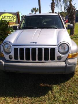 2005 Jeep Liberty for sale at Auto 1 Madison in Madison GA