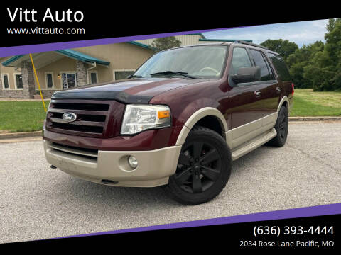 2010 Ford Expedition for sale at Vitt Auto in Pacific MO