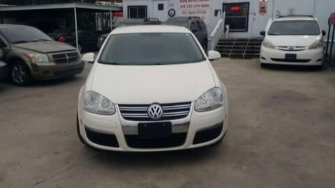 2008 Volkswagen Jetta for sale at Dubik Motor Company in San Antonio TX