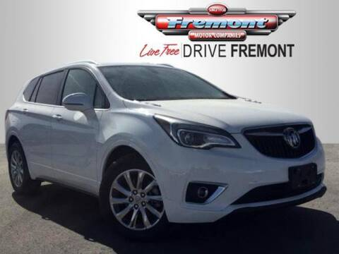 2019 Buick Envision for sale at Rocky Mountain Commercial Trucks in Casper WY