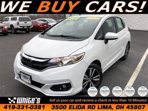 2019 Honda Fit for sale at White's Honda Toyota of Lima in Lima OH