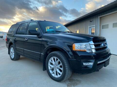 2016 Ford Expedition for sale at FAST LANE AUTOS in Spearfish SD