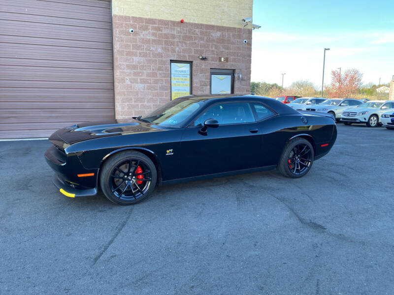 2019 Dodge Challenger for sale at CarNu  Sales in Warminster PA