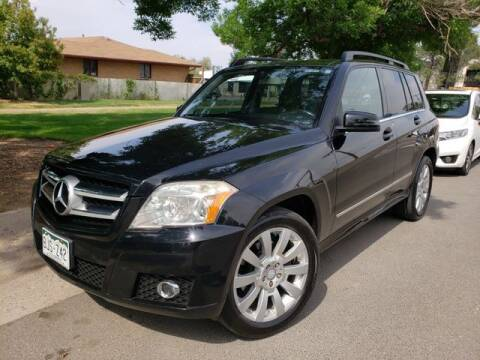 2011 Mercedes-Benz GLK for sale at Auto Brokers in Sheridan CO