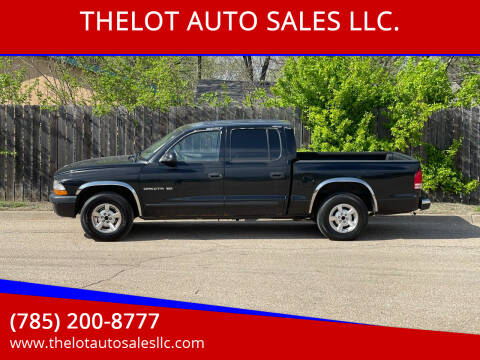 2002 Dodge Dakota for sale at THELOT AUTO SALES LLC. in Lawrence KS