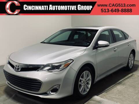 2014 Toyota Avalon for sale at Cincinnati Automotive Group in Lebanon OH