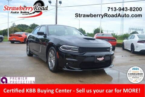 2019 Dodge Charger for sale at Strawberry Road Auto Sales in Pasadena TX