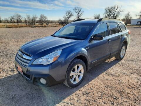 2014 Subaru Outback for sale at Best Car Sales in Rapid City SD