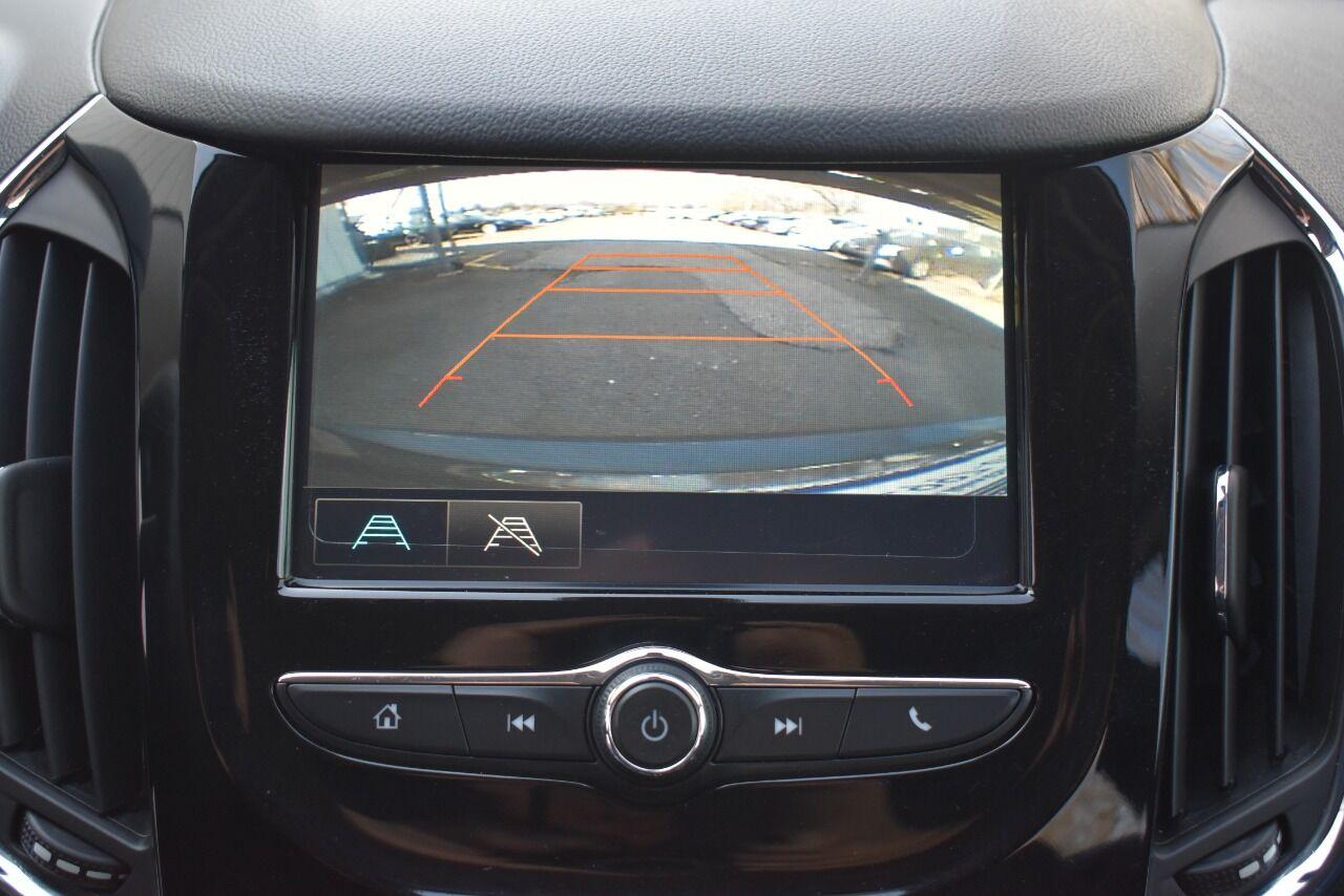 2018 Chevrolet Cruze Premier Auto 4dr Sedan full