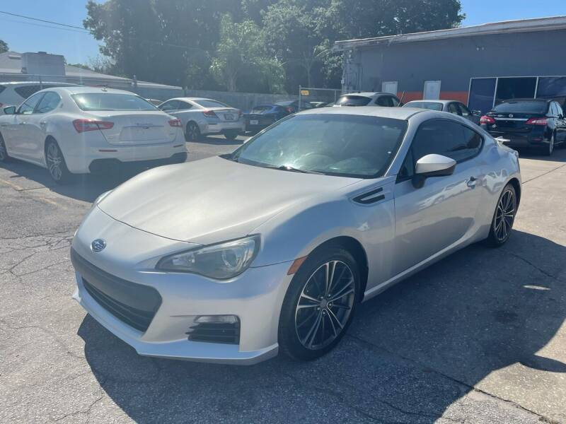 2013 Subaru BRZ for sale at P J Auto Trading Inc in Orlando FL